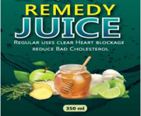 Remedy Juice